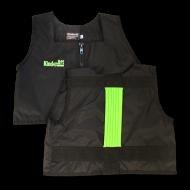 Black and Lime Green Kinderlift Stability Vest