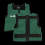 Forrest Green and Black Kinderlift Stability Vest