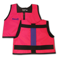 Hot Pink and Purple Kinderlift Stability Vest