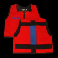 Red and Royal Blue Kinderlift Stability Vest