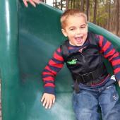 Kinderlift Stability Vest In Action 1