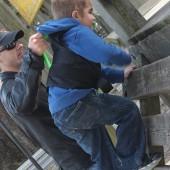 Kinderlift Stability Vest In Action 2