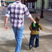 Kinderlift Stability Vest In Action 3