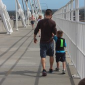 Kinderlift Stability Vest In Action 4