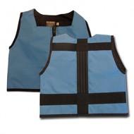 Powder Blue and Black Kinderlift Stability Vest